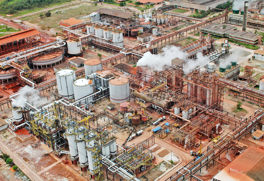 ALUNORTE I AND II REFINARY EXPANSION